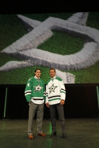 Jamie Benn and Mike Modano 1
